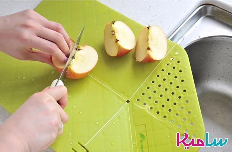 تخته گوشت تاشو Folding Chopping Board