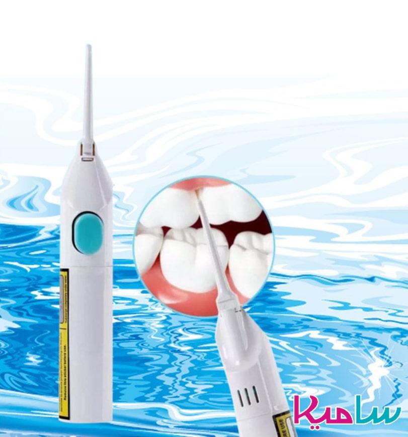 دستگاه تمیزکننده دندان پاورفلوس