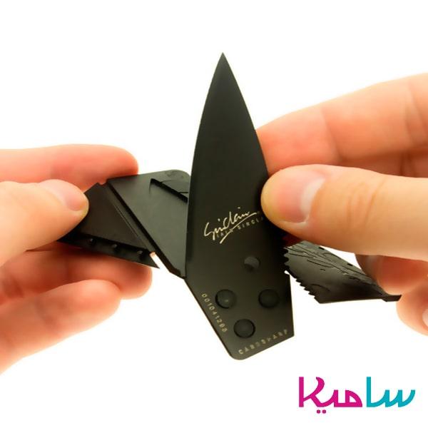 چاقوی کارتی سینکلر مدل جيبی
