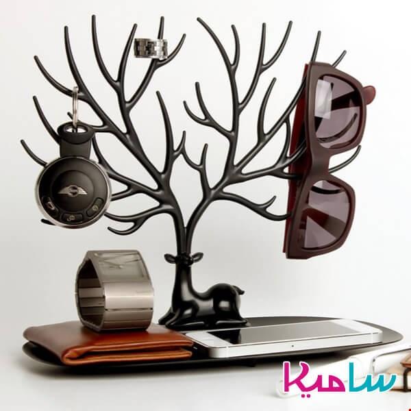 آویز جواهرات طرح شاخ گوزن